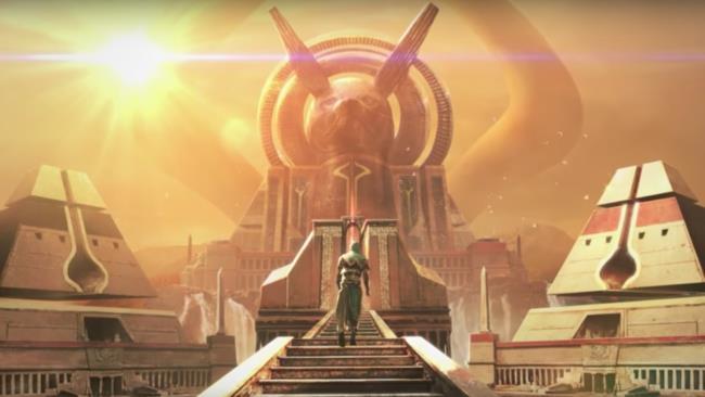 Un'illustrazione tratta dalla nuova espansione Amonkhet