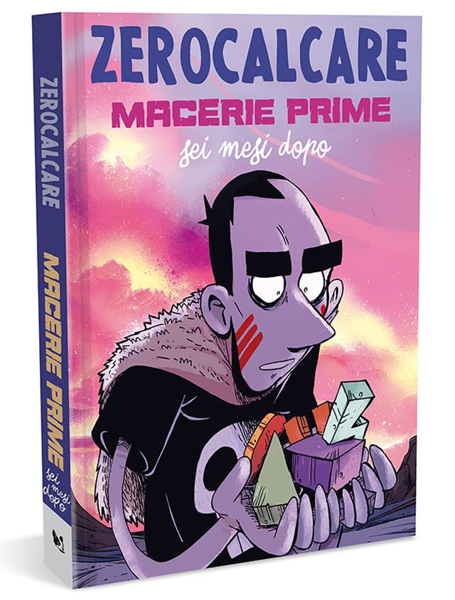 Cover di Macerie Prime - Sei mesi dopo