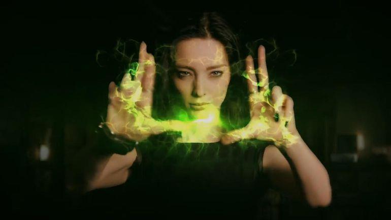 Emma Dumont è la mutante Polaris