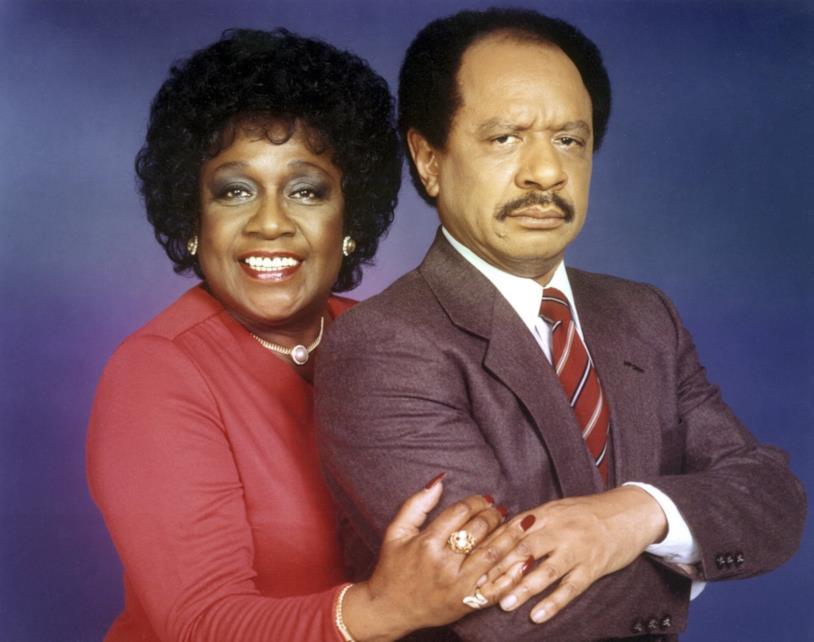 George e Louise Jefferson