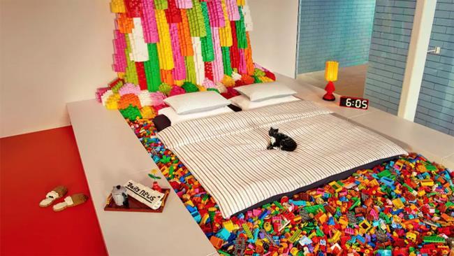 Il Letto nella Lego House