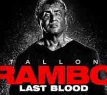 Sylvester Stallone nel poster di Rambo: Last Blood