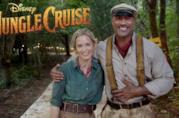 Una foto promozionale di Jungle Cruise