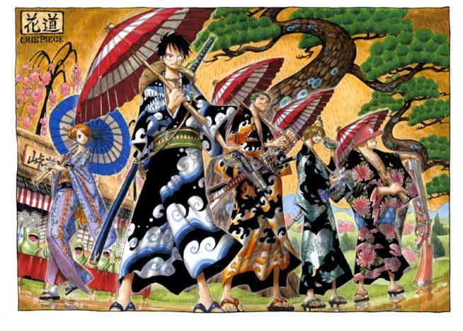 One Piece 924 introduce un inquietante personaggio misterioso  SPOILER  7ee66d54c1f2
