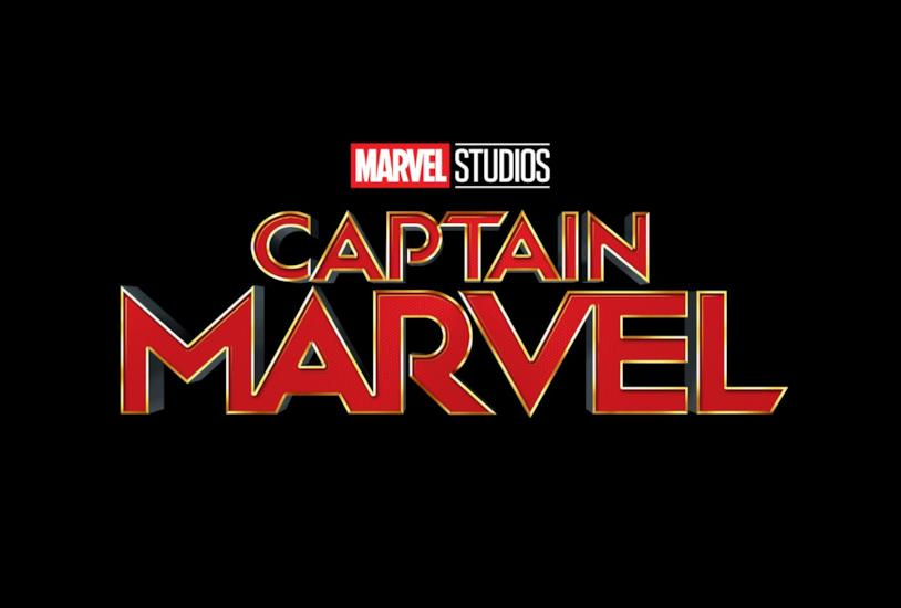 Il teaser poster di Captain Marvel