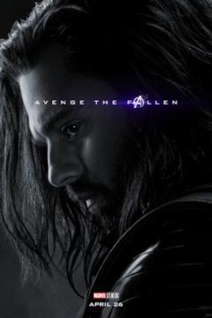 Avenger the fallen, i caduti: Bucky Barnes