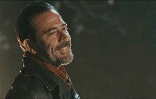 Negan, il leader dei Salvatori