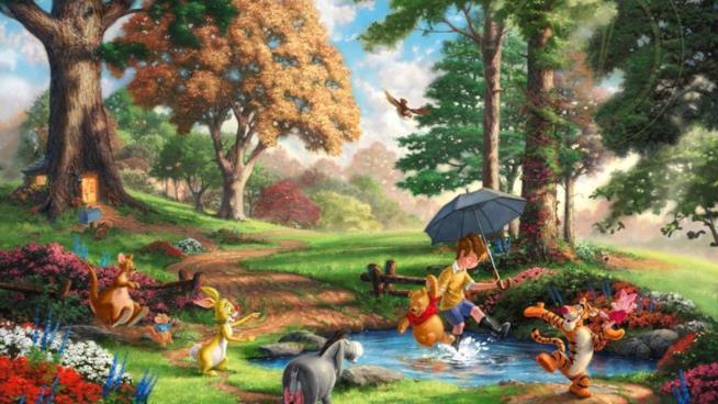 Winnie the Pooh e i suoi amici