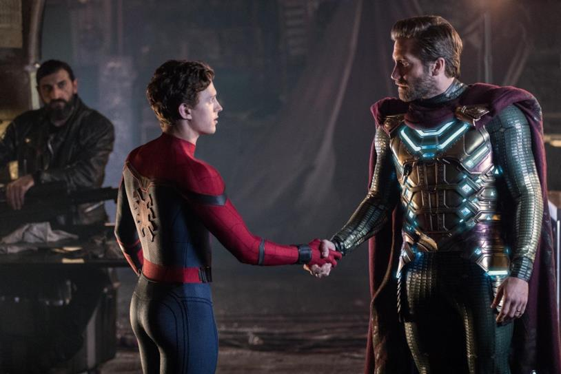 Spider-Man Far from home, podcast recensione del cinecomics con Tom Holland Featured