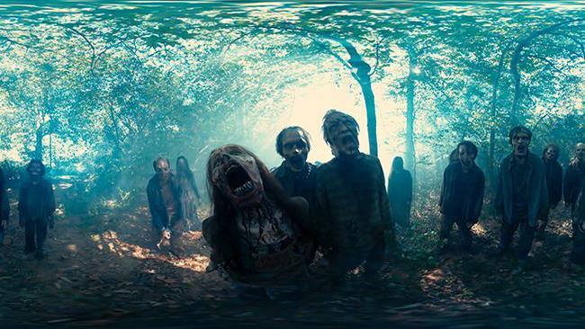 The Walking Dead 7, video promo