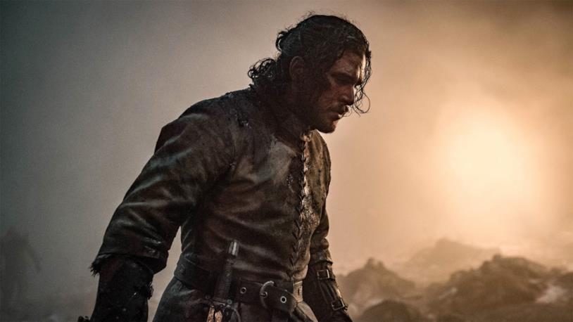 Jon Snow ad Approdo del Re