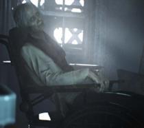La spaventosa nonna Baker da Resident Evil 7