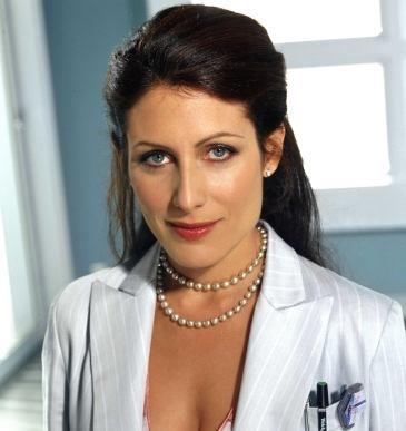 Lisa Cuddy in una scena di Dr. House