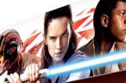 Il trio protagonista della nuova trilogia di Star Wars