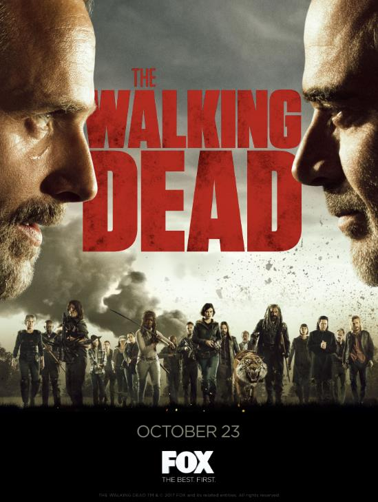 The Walking Dead: stagione 8