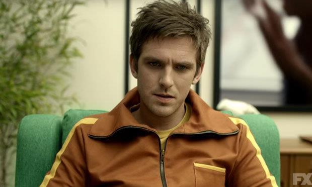 L'attore Dan Stevens