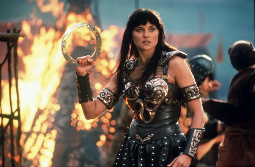 Xena – La principessa guerriera, immagine dalla serie