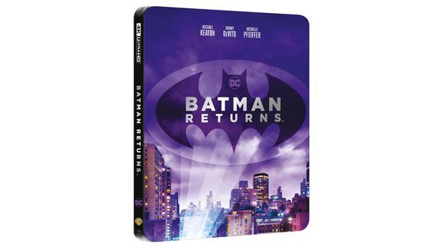 Batman - Il ritorno - il film nel formato 4K UHD