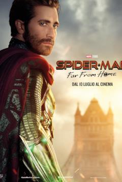 Il character poster di Mysterio per Spider-Man: Far From Home