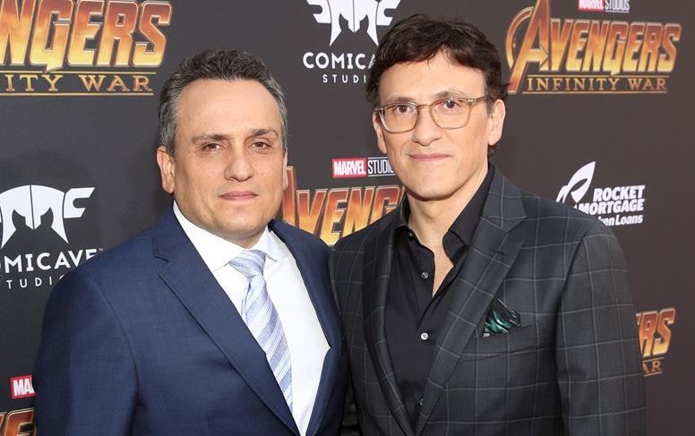 Anthony e Joe Russo alla prima di Avengers: Infinity War