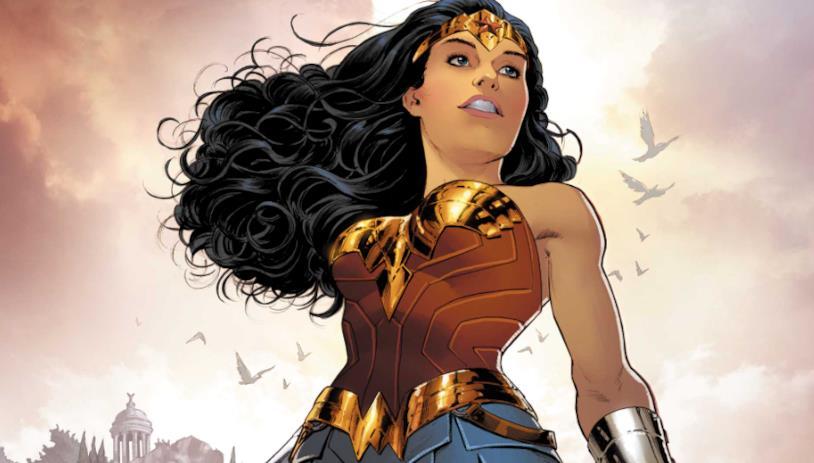 Il fumetto di Wonder Woman