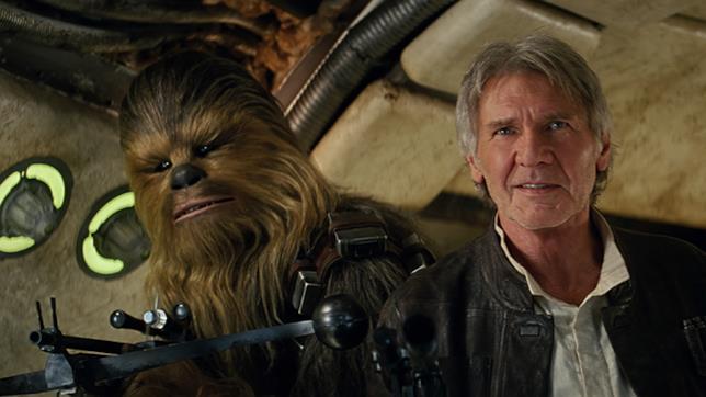 Star Wars, 5 cose che non sapete de Il Risveglio Della Forza