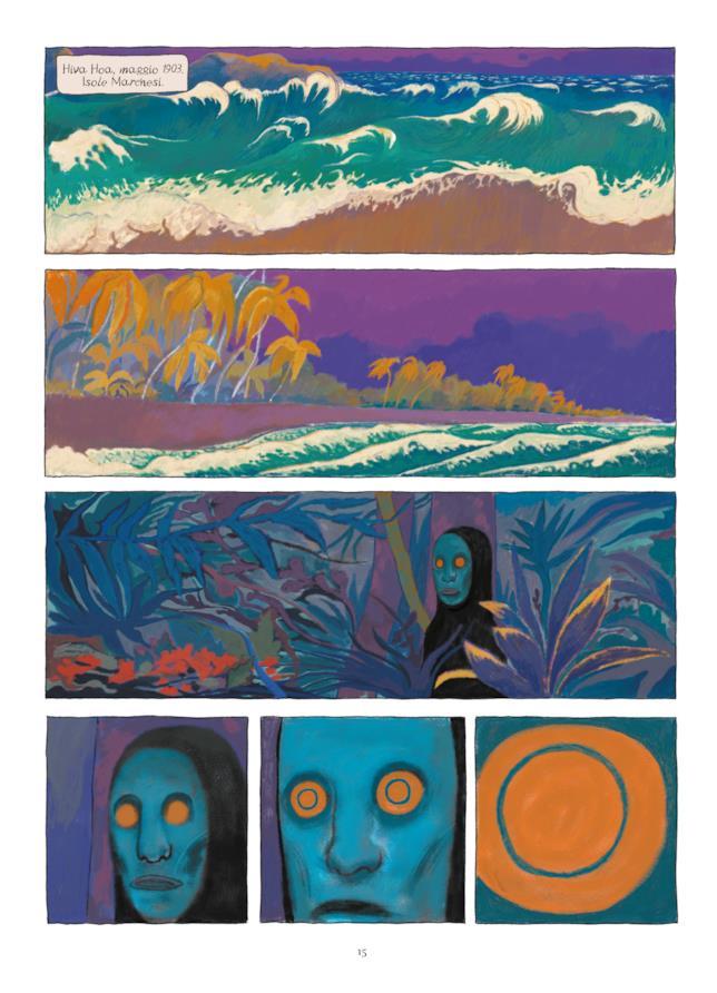 Manao Tupapau, lo spirito della morte