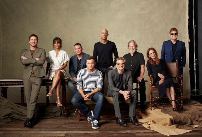 Il cast di Kingsman - Il Cerchio d'Oro