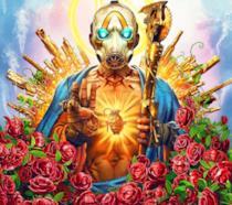 La cover ufficiale di Borderlands 3