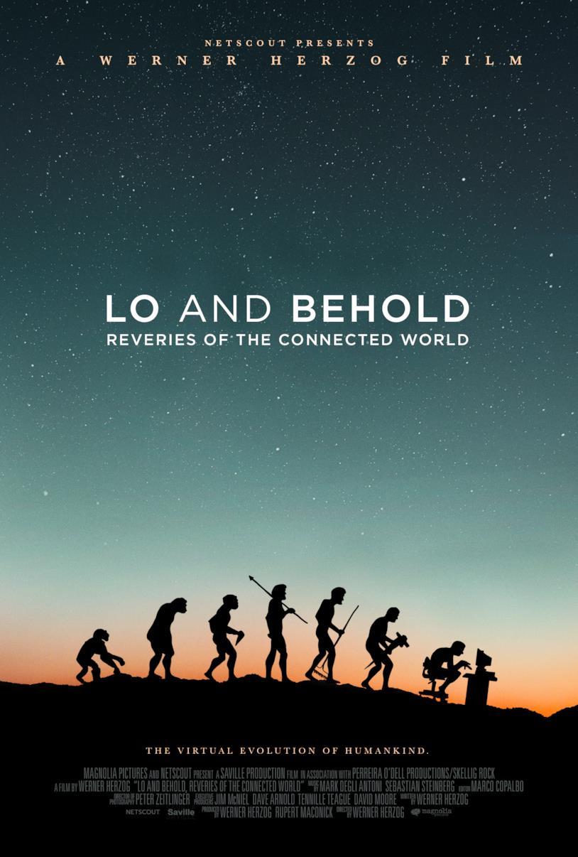 Werner Herzog presenta Lo and Behold