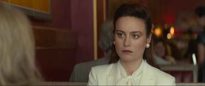 Brie Larson in una scena del film The Glass Castle