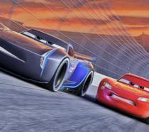 Una veloce sequenza di Cars 3