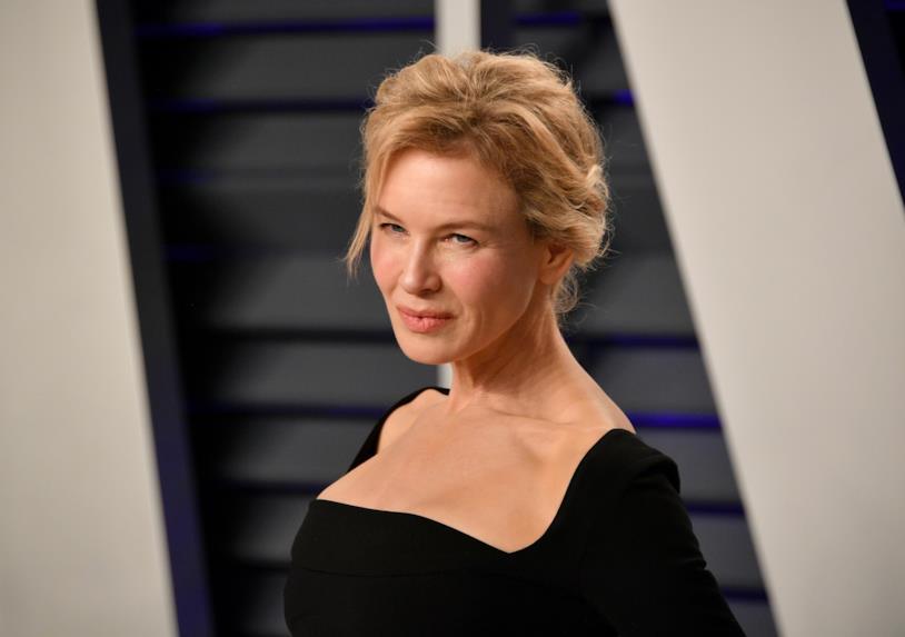 Il premio Oscar Renée Zellweger