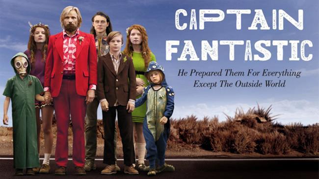 Captain Fantastic (film)