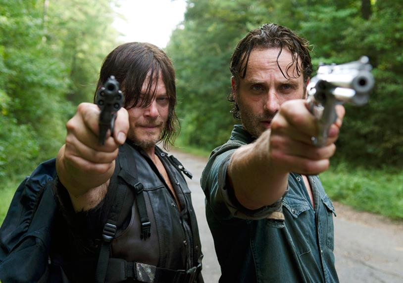 Bromance: Daryl RIck