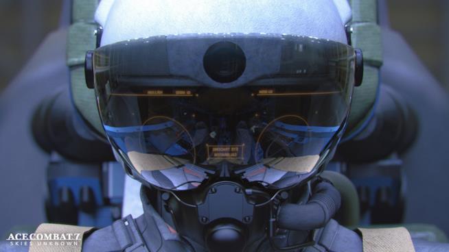 In Ace Combat 7: Skies Unknown piloteremo diversi aerei da guerra