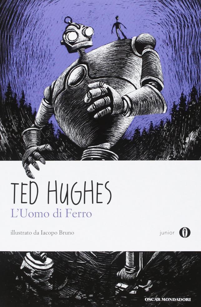 Il romanzo per ragazzi L'uomo di ferro