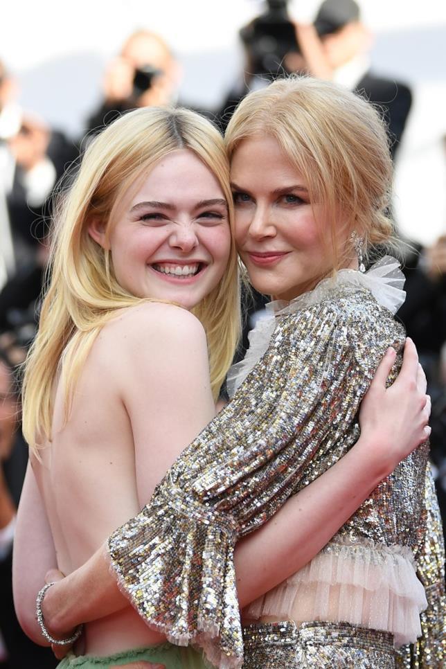 Cannes 70, sfila ancora Nicole Kidman sul tappeto rosso