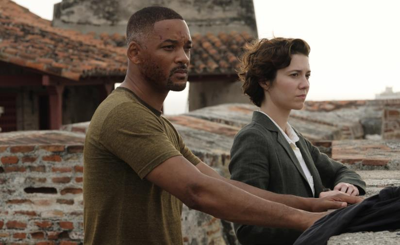 Will Smith e Mary Elizabeth Winstead