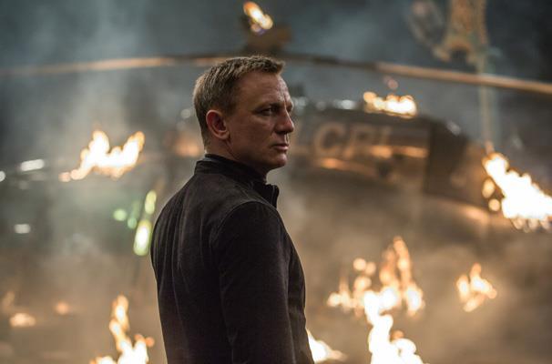 Daniel Craig è Bond