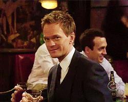 Barney spiega a Marshall perché non può dimenticare Lily così facilmente