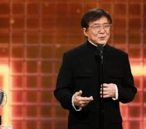 L'attore Jackie Chan