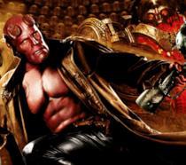 I protagonisti di Hellboy: The Golden Army