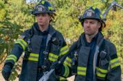 Un'immagine dai nuovi episodi di 911