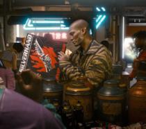Keanu Reeves nel nuovo trailer di Cyberpunk 2077