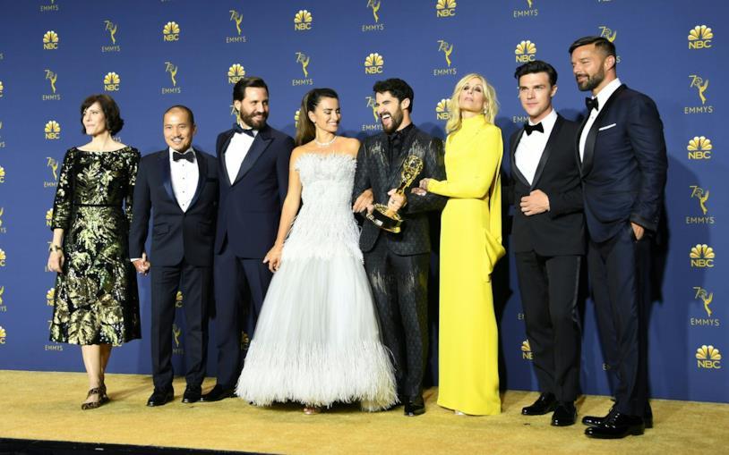 L'assassinio di Gianni Versace vince come miglior miniserie