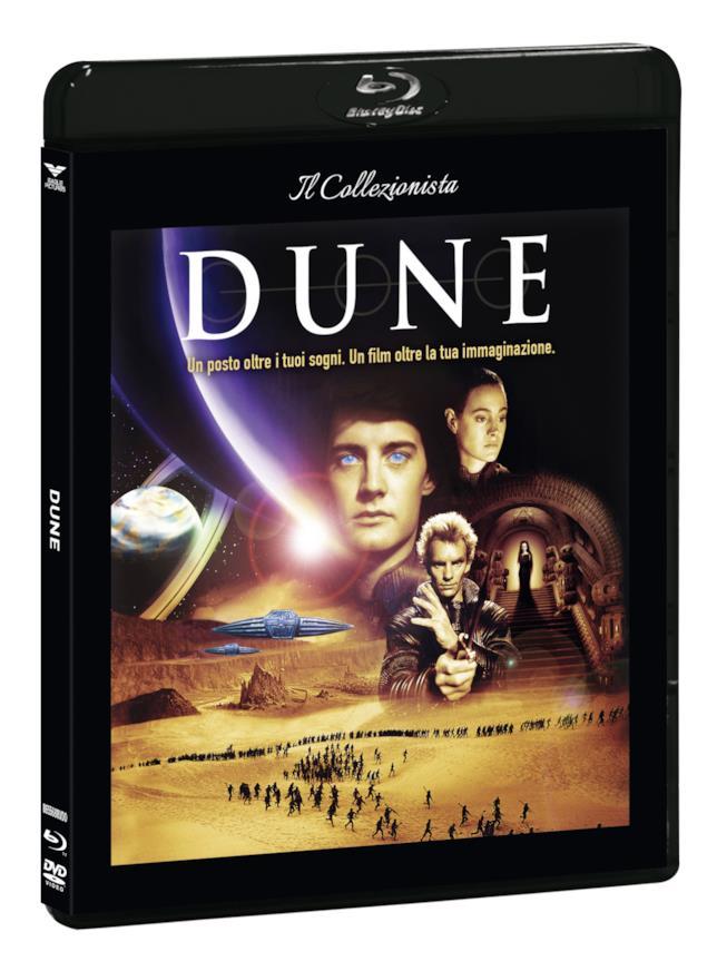 Packshot di Dune in versione Il Collezionista