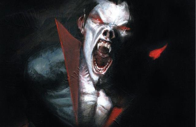 Copertina di The Man Called Morbius