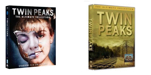 Tutta la collezione di Twin Peaks in cofanetto