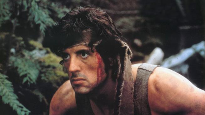 Sylvester Stallone è il reduce John Rambo